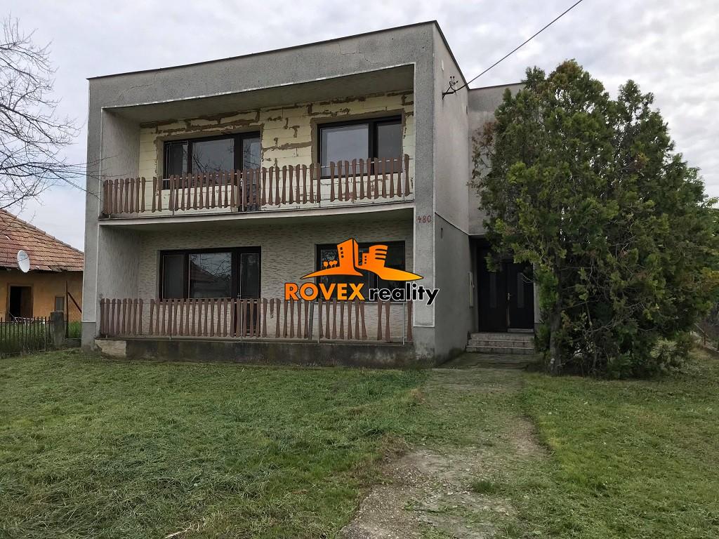 5 izbový dom, okres Šaľa