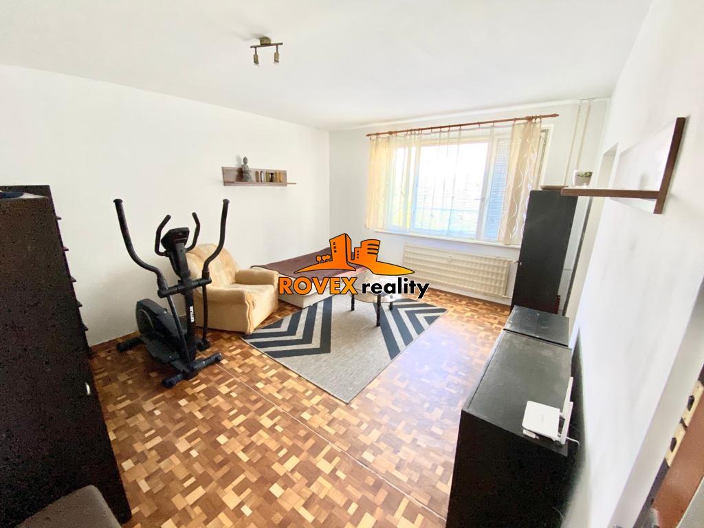 1 izbový byt Partizánske, dohoda možná